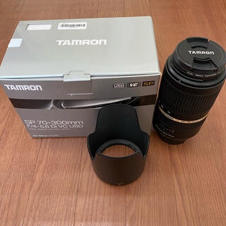 TAMRON - TAMRON SP70-300F4-5.6DI VC USD(A005N)