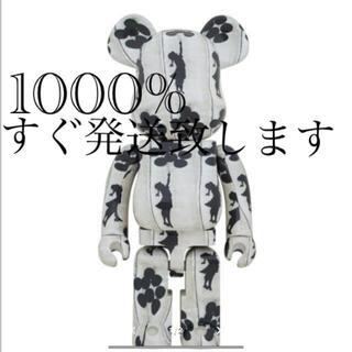 メディコムトイ(MEDICOM TOY)のBE@RBRICK Flying Balloons Girl 1000%(その他)
