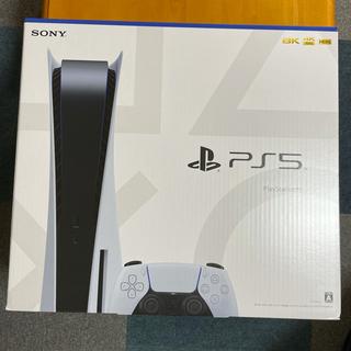 SONY - PlayStation5 本体 ディスクドライブ搭載モデル