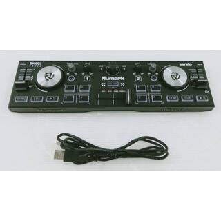 【美品】Numark ポータブルDJコントローラー Serato  DJ2GO2(DJコントローラー)