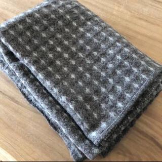 MUJI (無印良品) - 無印 毛布 羊毛