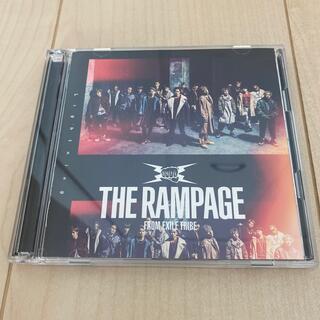 ザランページ(THE RAMPAGE)のTHE RAMPAGE Lightning DVD付き ランペ ランペイジ(ポップス/ロック(邦楽))