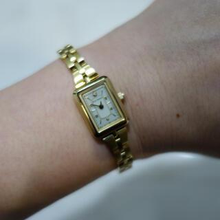 STAR JEWELRY - 正規スタージュエリー STAR Jewelry 腕時計 ゴールドカラー