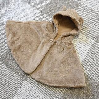 babyGAP くまさん ポンチョ 80㌢ コート ジャケット