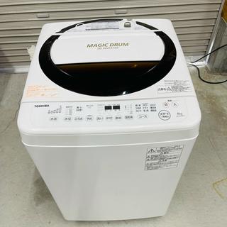トウシバ(東芝)のTOSHIBA全自動洗濯機 6.0kg(洗濯機)