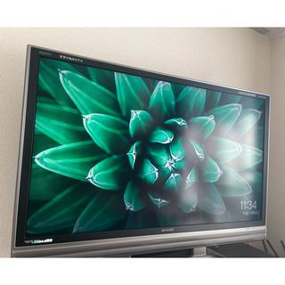 SHARP - シャープ AQUOS 液晶テレビ 52インチ
