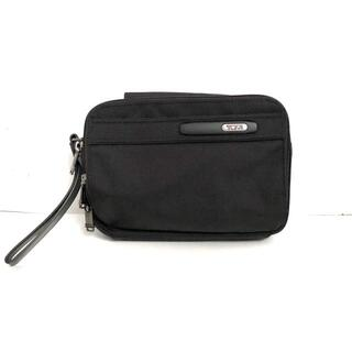 トゥミ(TUMI)のTUMI(トゥミ) セカンドバッグ美品  - 黒(セカンドバッグ/クラッチバッグ)