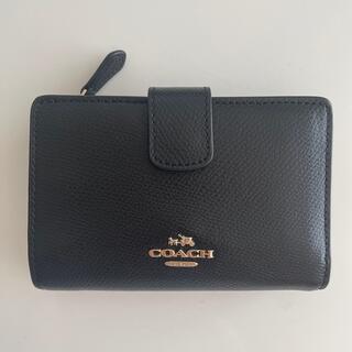 COACH - COACH * 二つ折り財布