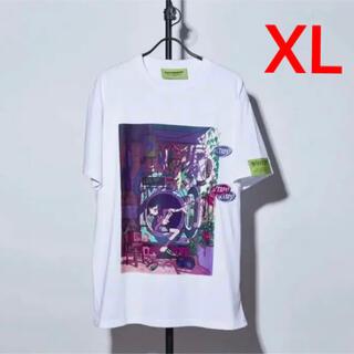 ずとまよ Tシャツ サイズ XL ホワイト(Tシャツ/カットソー(半袖/袖なし))