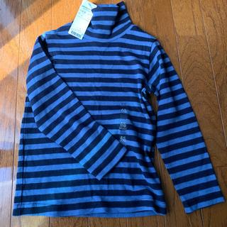 イオン(AEON)の新品!タートルネック 長袖 110(Tシャツ/カットソー)