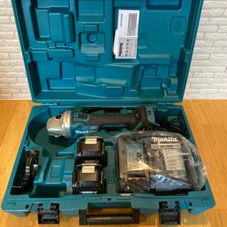Makita - マキタ 18V 充電式ディスクグラインダー GA412DRGX 中古品