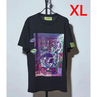 ずとまよ Tシャツ サイズ XL ブラック(Tシャツ/カットソー(半袖/袖なし))