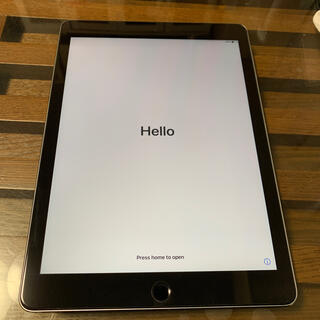 iPad - iPad Air 2 Wi-Fi 32GB スペースグレー