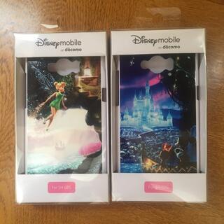 Disney - ディズニー・モバイル・オン・ドコモ オリジナルケース for SH-02G