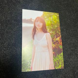 乃木坂46 与田祐希 1st写真集 フォトカード