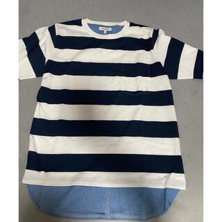 グローバルワーク(GLOBAL WORK)のGLOBAL WORK メンズ Tシャツ(Tシャツ/カットソー(半袖/袖なし))