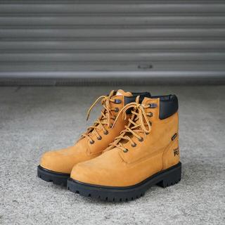 エヌハリウッド(N.HOOLYWOOD)の新品 定価27500円 エヌハリ×ティンバーランド 6ホールワークブーツ(ブーツ)