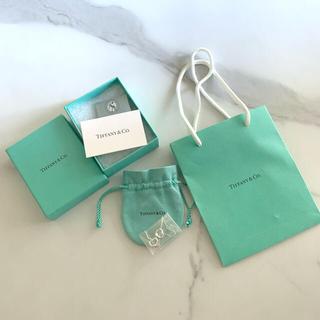 Tiffany & Co. - ティファニーTiffany オープン ハート ドロップ ピアス