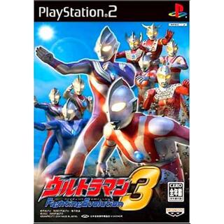 PlayStation2 - PS2:ウルトラマン ファイティングエボリューション3