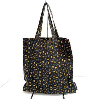 マリメッコ(marimekko)のマリメッコ トートバッグ美品  - 花柄(トートバッグ)