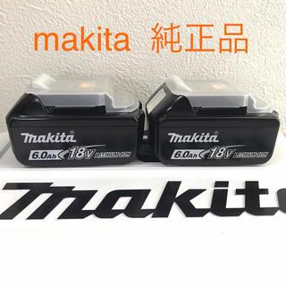 Makita - ☆makita   新品未使用 純正品 BL1860B  18V  バッテリー☆