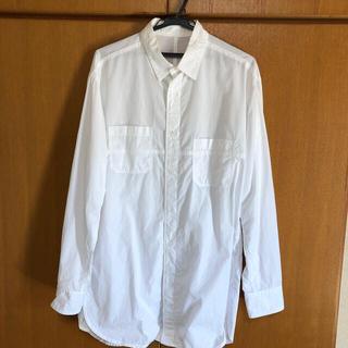 ヨウジヤマモト(Yohji Yamamoto)のyohji yamamoto pour homme 環縫いシャツ 3(シャツ)