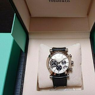 ティファニー(Tiffany & Co.)の【ティファニー】アトラスジェント クロノグラフ(腕時計(アナログ))