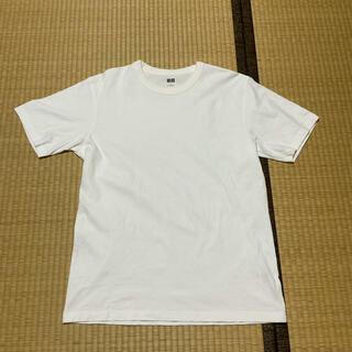 UNIQLO - UNIQLO クルーネックTシャツ 男女兼用Lサイズ
