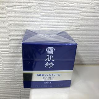 セッキセイ(雪肌精)のコーセー 雪肌精 ハーバルジェル 80g(オールインワン化粧品)