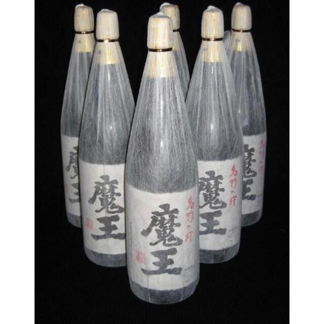 魔王  1800ml  12本   新品 食品/飲料/酒の酒(焼酎)の商品写真