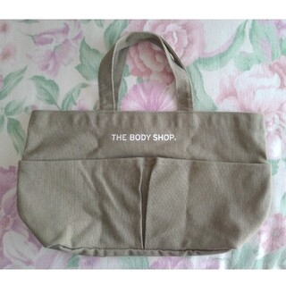 THE BODY SHOP - コットン トートバッグ THE BODY SHOP