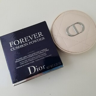 Dior - ディオールスキンフォーエヴァークッション ラベンダー