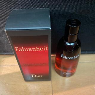 ディオール(Dior)のDior ディオール 香水 Fahrenheit ファーレンハイト 50ml(香水(男性用))