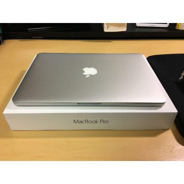 Apple(アップル)のMacBook Pro (2014) corei5 8MB SSD256GB スマホ/家電/カメラのPC/タブレット(ノートPC)の商品写真