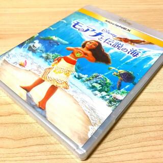 Disney - ディズニー正規品⭐️モアナと伝説の海 MovieNEX('16米)Blu-ray
