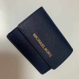 Michael Kors - 値下げ【ほぼ未使用】マイケルコース カードケース 小銭入れ