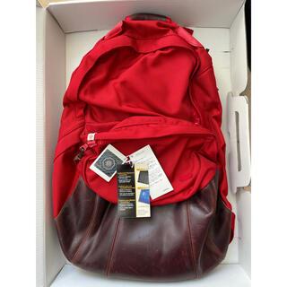 VISVIM - VIAVIM ballistic 22L RED backpack リュック