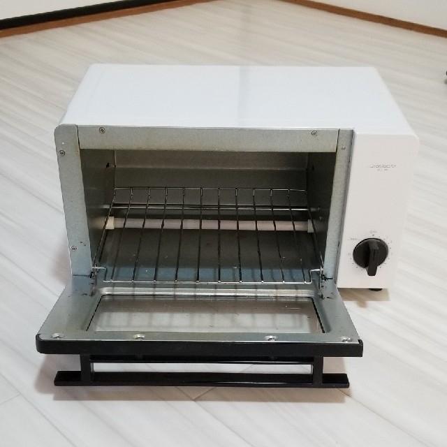 ニトリ(ニトリ)のニトリのオーブントースター MT08BLV 900W スマホ/家電/カメラの調理家電(調理機器)の商品写真