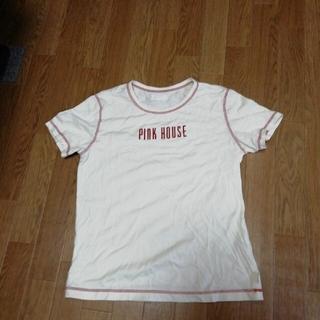 ピンクハウス(PINK HOUSE)のPINK HOUSE ♥️ロゴTシャツ♥️(Tシャツ(半袖/袖なし))