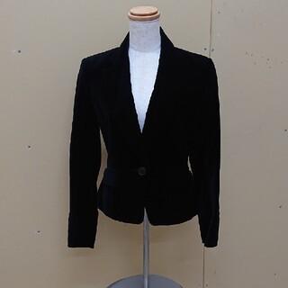 クードシャンス(COUP DE CHANCE)のジャケット ベロア(テーラードジャケット)