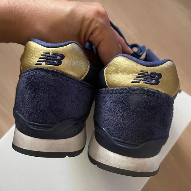 New Balance(ニューバランス)のニューバランス スニーカー 24.5cm レディースの靴/シューズ(スニーカー)の商品写真