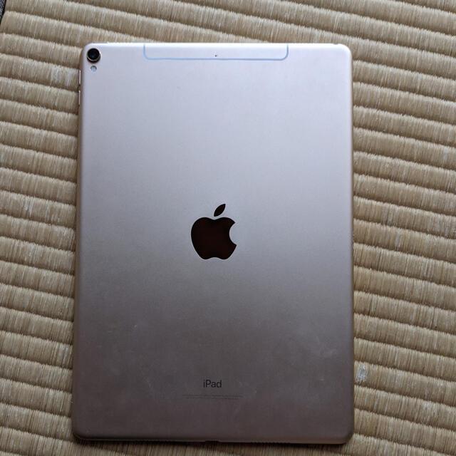 Apple(アップル)のipad pro simフリー ゴールド 64GB スマホ/家電/カメラのPC/タブレット(タブレット)の商品写真