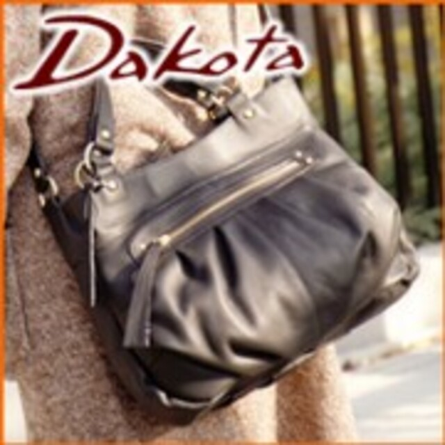 Dakota(ダコタ)のDakota(ダコタ)レイジー 2WAYショルダーバッグ 1030353 レディースのバッグ(ショルダーバッグ)の商品写真