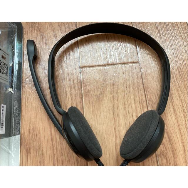 SENNHEISER(ゼンハイザー)のゼンハイザー PCヘッドセット♫ スマホ/家電/カメラのオーディオ機器(ヘッドフォン/イヤフォン)の商品写真