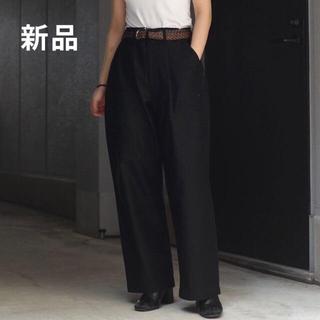 1LDK SELECT - UNIVERSAL PRODUCTS×Gung Ho ワンタックベイカーパンツ