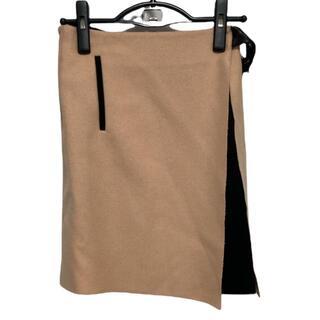 バレンシアガ(Balenciaga)のバレンシアガ 巻きスカート サイズ38 M -(その他)