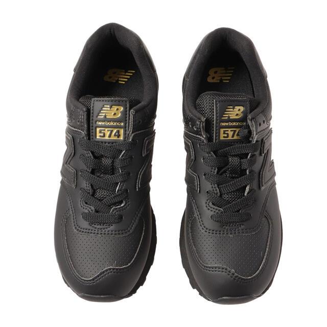 New Balance(ニューバランス)のNew Balance ニューバランス WL574 シューズ 23cm レディースの靴/シューズ(スニーカー)の商品写真