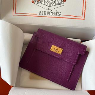 Hermes - Hermès エルメス ケリーポケット コンパクト 2021年購入 y刻印