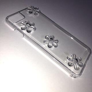 携帯ケース 携帯カバー レジン 韓国 ニュアンス