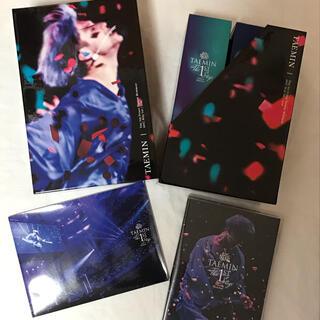 シャイニー(SHINee)のSHINee テミン the 1st stage 日本武道館 Blu-ray(ミュージック)